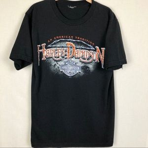 Harley Davidson Frederick, MD Graphic Tee M